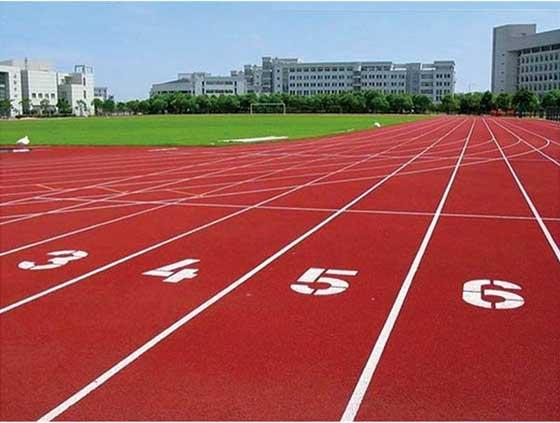 郑州学校跑道厂家直供 山东绿通建筑装饰供应