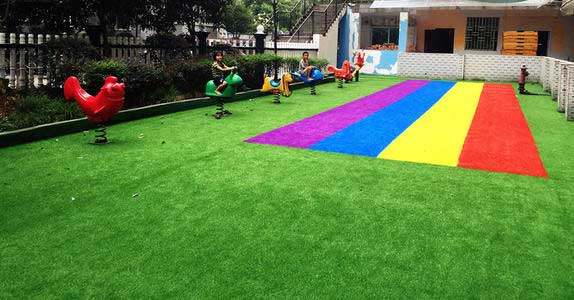 徐州操场草设计施工 信息推荐 山东绿通建筑装饰供应