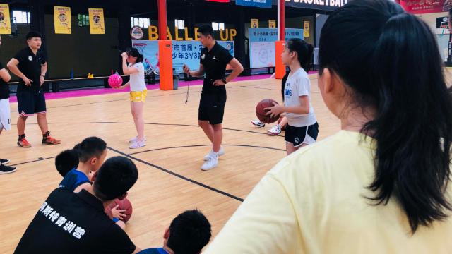 临沂打篮球培训有哪家