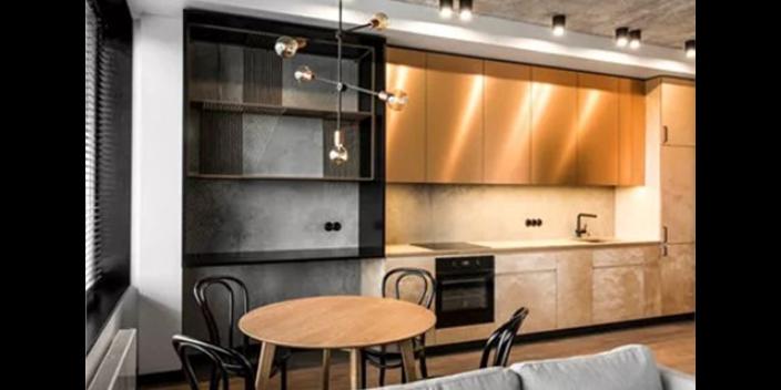 浦东新区新型家庭装修设计平台 森孚供