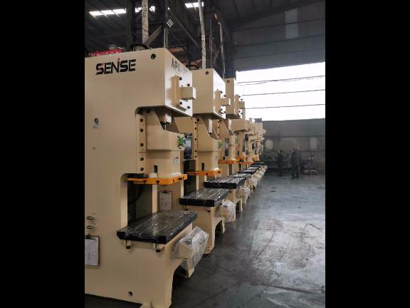 上海红冲冲床生产厂家 客户至上 上海森崎智能设备供应