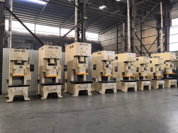 吉林小型自动冲压设备 客户至上 上海森崎智能设备供应