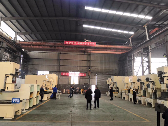 五金冲压厂家直销 客户至上 上海森崎智能设备供应