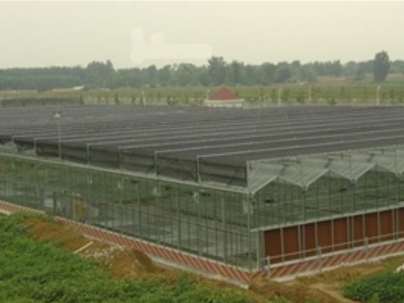 別墅玻璃溫室施工設計 誠信服務「山東華耕溫室骨架配件供應」