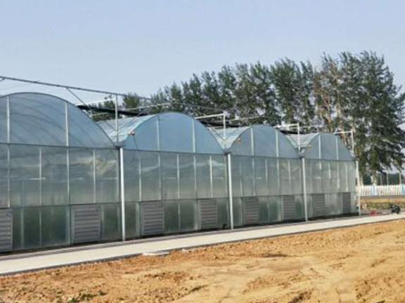陽光溫室大棚的建造 誠信服務「山東華耕溫室骨架配件供應」