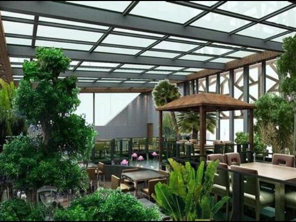 建设生态餐厅项目,餐厅