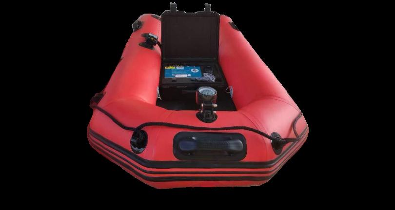 折叠款智能遥控救援舟使用方式 创造辉煌 上海昌睦环境科技供应