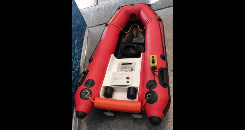 折叠式自展舟制造商 诚信经营 上海昌睦环境科技供应