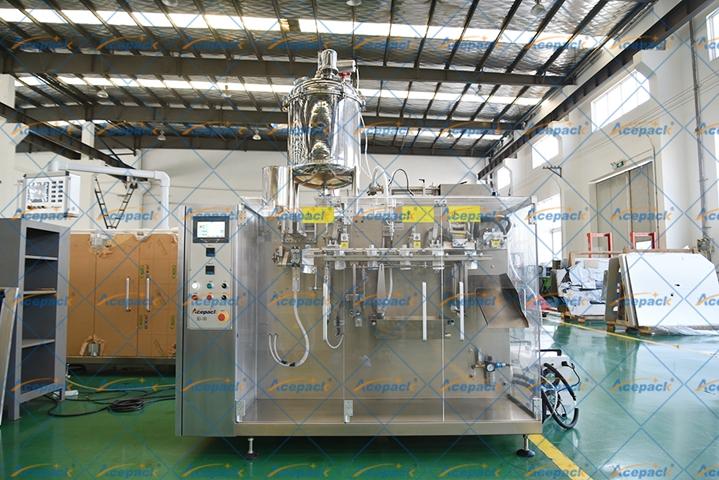上海全自动水平式包装机哪个厂家质量好 创造辉煌 上海欧朔智能包装供应