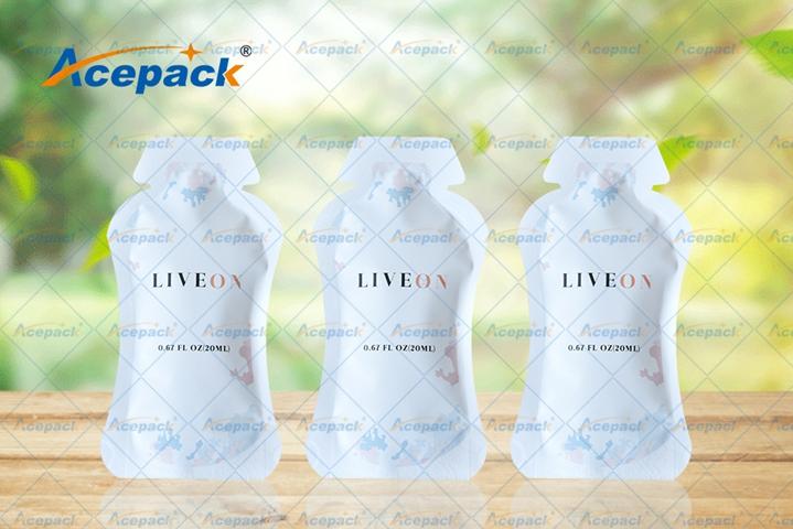 浙江异形袋包装机设备现价 来电咨询 上海欧朔智能包装供应