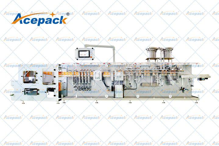 广东奶粉吸嘴袋包装机设备价格 值得信赖 上海欧朔智能包装供应