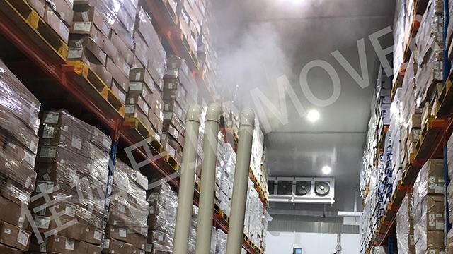 苏州冷链货物消毒服务实力公司 上海日洁环境科技供应