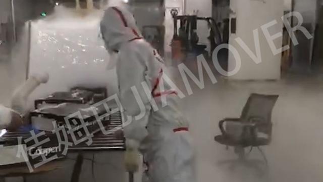 嘉定进口货物 消毒服务资质 上海日洁环境科技供应