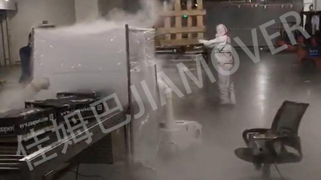 上海货物外包装消毒服务价格「上海日洁环境科技供应」