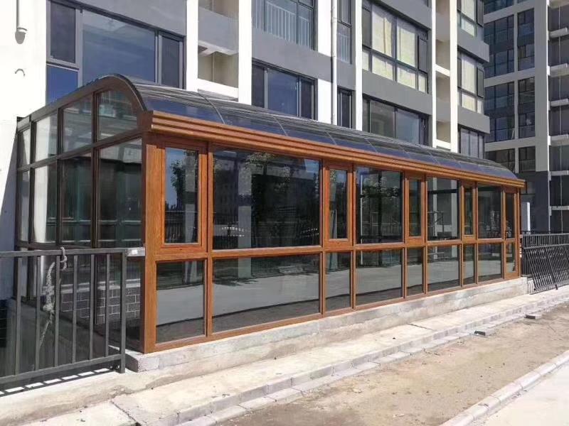 靜安鋼結構陽光房品牌 歡迎來電 上海旭立建筑裝飾工程供應