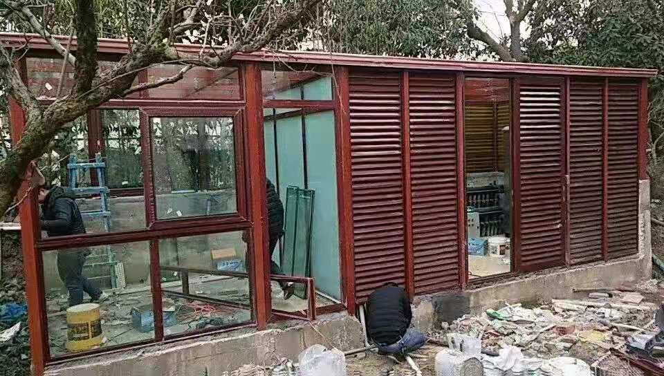 崇明鋼結構陽光房價錢多少 服務至上 上海旭立建筑裝飾工程供應