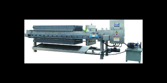 杭州小型压滤机哪家好 欢迎咨询 上海亿剑环保设备供应