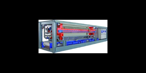 三网带式压滤机供应商 欢迎来电 上海亿剑环保设备供应