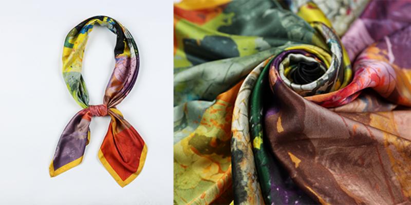 湖州创意丝巾定制设计 欢迎来电「 上海尚乎数码科技供应」