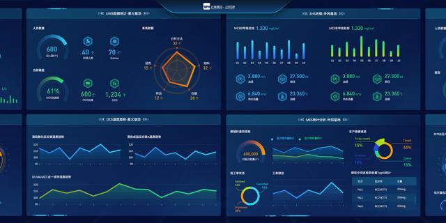 厦门专业数据可视化制作
