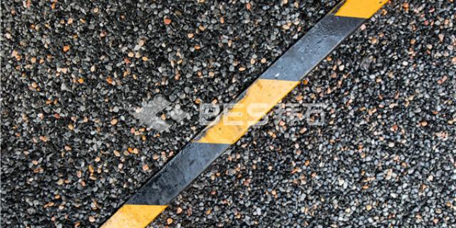 丽水公园胶粘石透水混凝土 推荐咨询「拜石供」