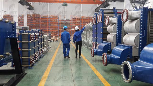 西藏本地热交换器哪里有 服务为先 上海板换机械设备供应