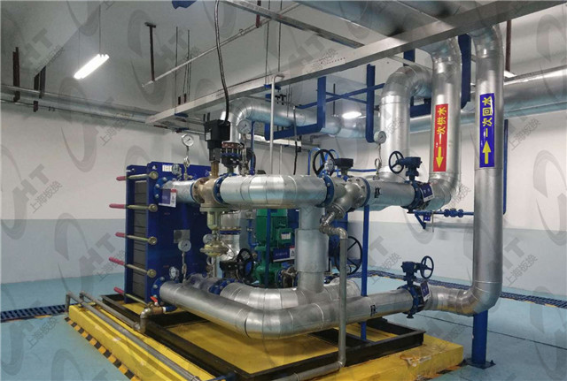 云南板式機組價格 服務為先「上海板換機械設備供應」