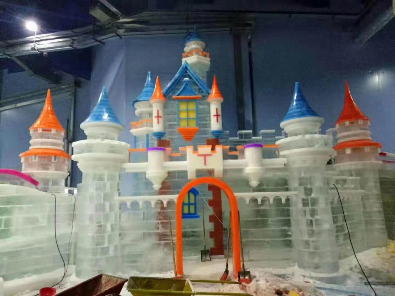 河北冰雕展览 和谐共赢「上海冰尊雕刻艺术供应」
