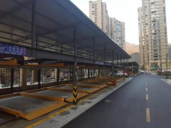 山西機械式立體停車設備出租