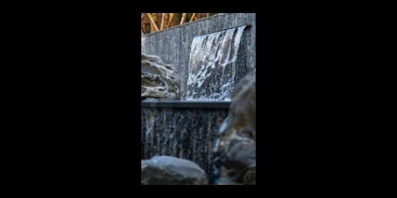 苏州瀑布景观设计公司 诚信经营 上海溥贝实业供应