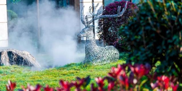 南京园林造雾系统多少钱 来电咨询 上海溥贝实业供应