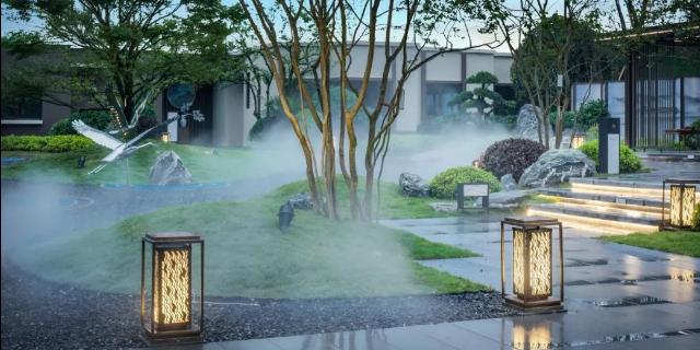 广州园林景观雾森系统厂家推荐 信息推荐 上海溥贝实业供应