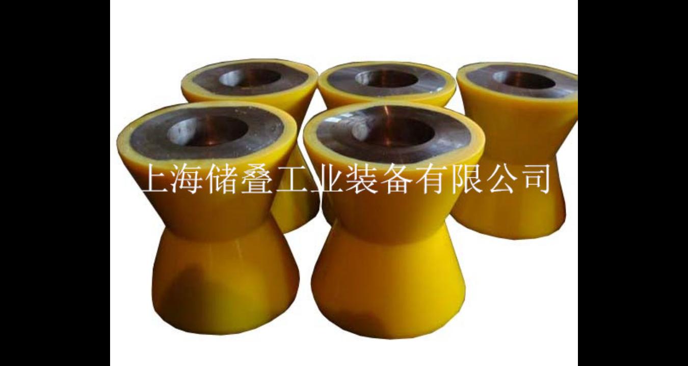 上海制造聚氨酯脚轮耐UV洗墨刀 上海储叠工业装备供应