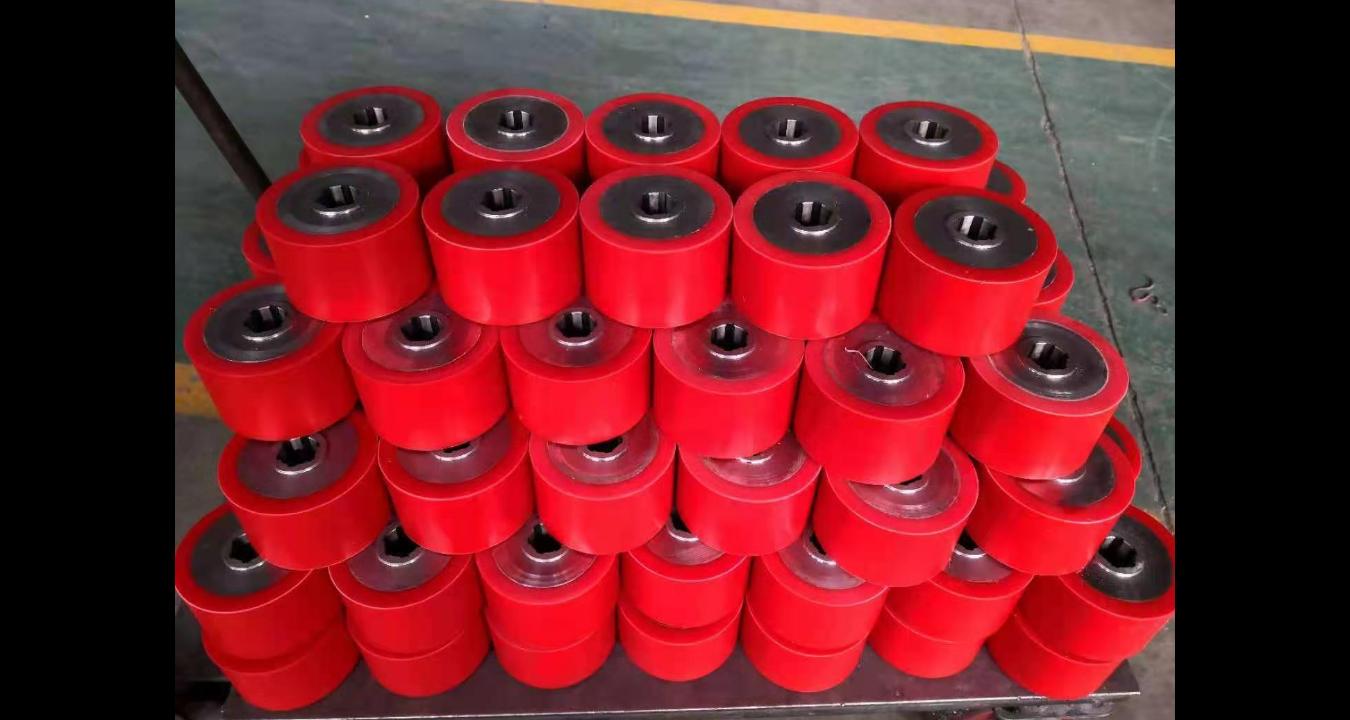 黑龙江市场聚氨酯包胶厂家现货「上海储叠工业装备供应」