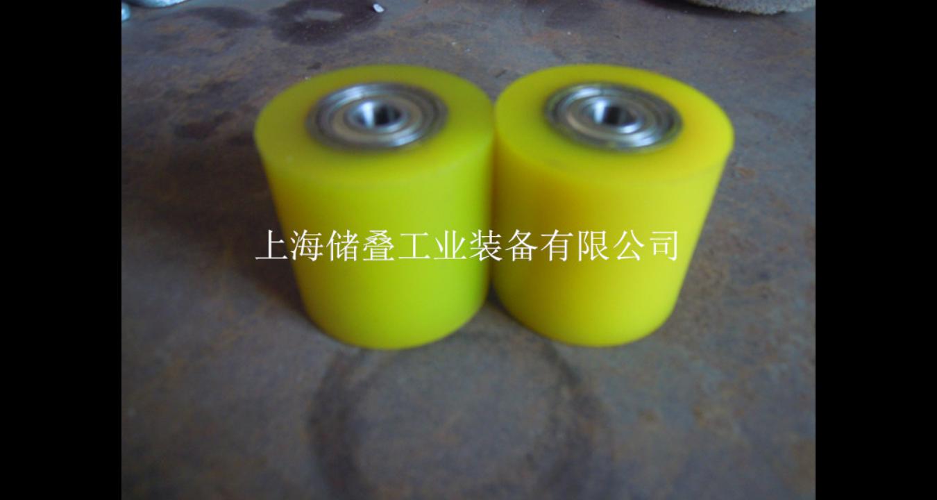 青海什么是聚氨酯包胶轮厂家 上海储叠工业装备供应