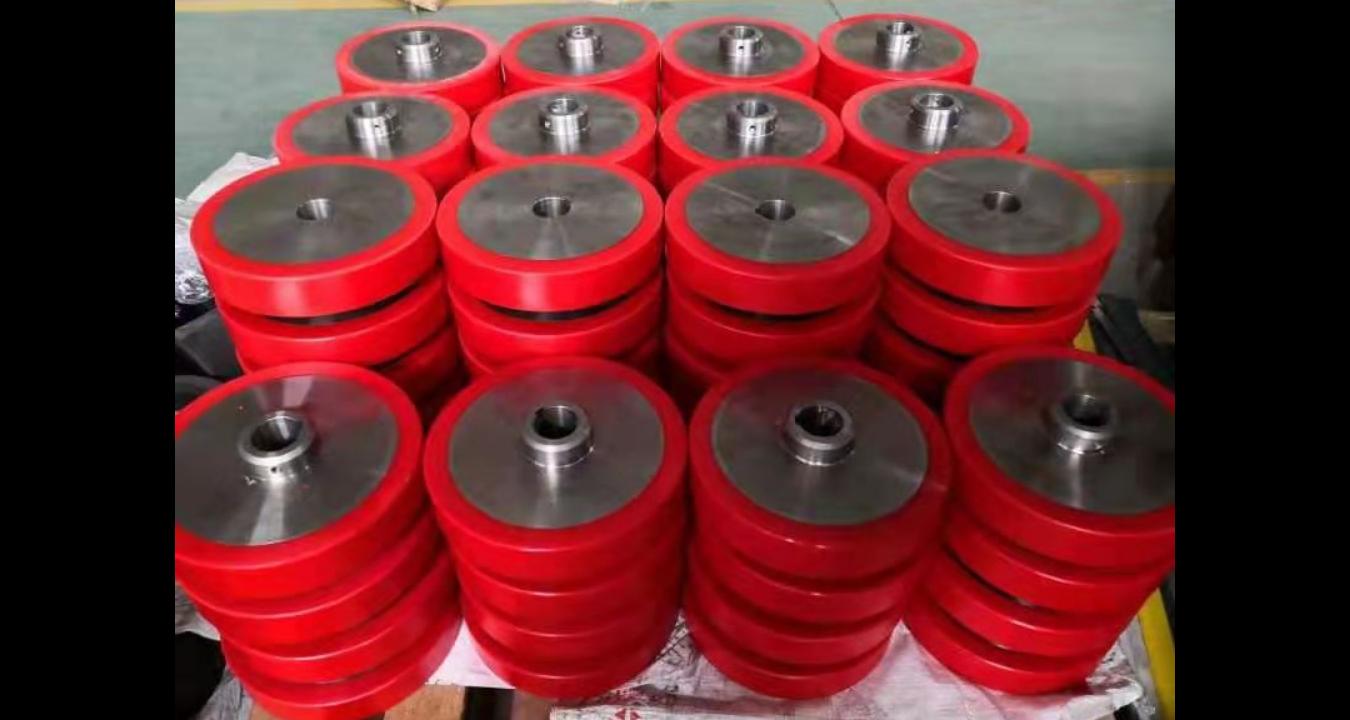 吉林什么是聚氨酯包胶轮特点「上海储叠工业装备供应」