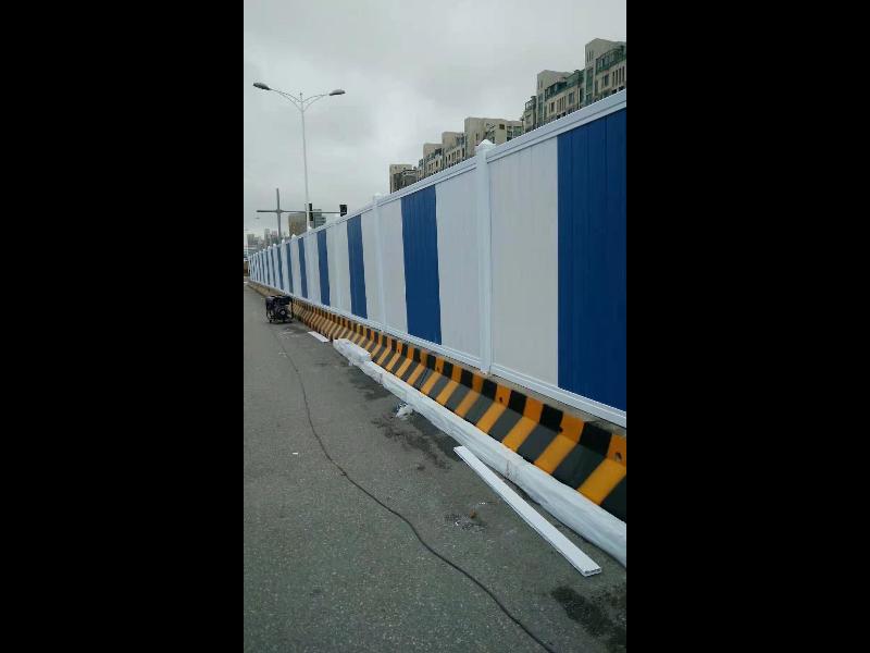上海附近的工程PVC围挡生产厂家联系方式