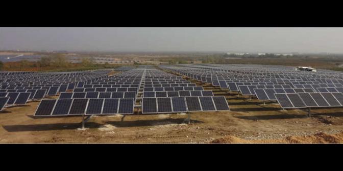抗腐蚀太阳能追踪系统