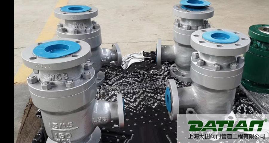 上海流量控制阀制造商哪家好 服务至上 上海大田阀门管道工程供应