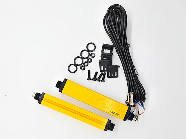 超薄安全光栅注塑机专用,安全光栅