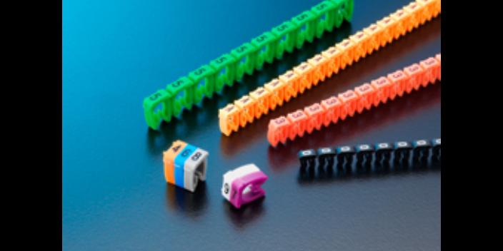 福建扁型空白胶管标志管