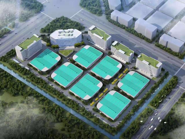 上海新厂房出售