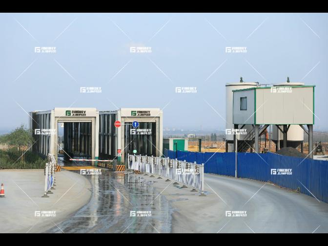 湖南24米长洗车机 和谐共赢 凡贝环境科技供应