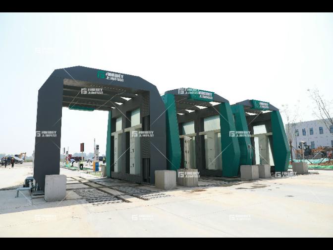 湖南全自助洗车机哪个品牌好 服务至上 凡贝环境科技供应