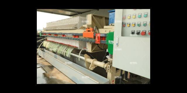 無錫密封式壓濾機生產公司 誠信經營「凡貝環境科技供應」