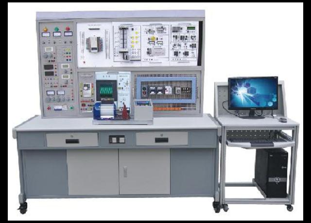 透明液壓與氣壓傳動PLC綜實訓設備實訓設備哪家好「上海方晨科教設備供應」