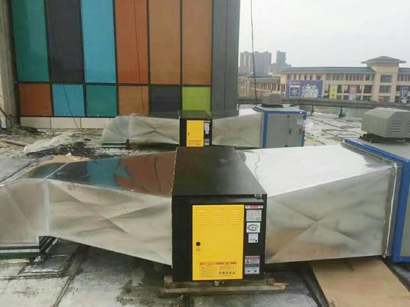 广州油烟净化机一般多少钱 诚信服务 上海奉净环保设备供应