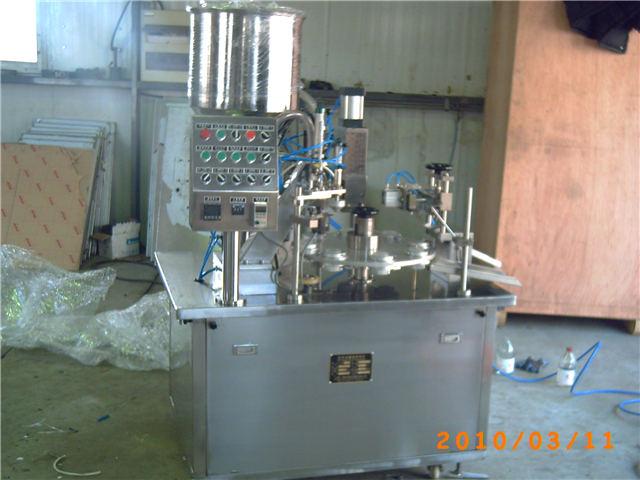 安徽软管灌装封尾机制造厂家 欢迎咨询 上海三槐国际贸易供应