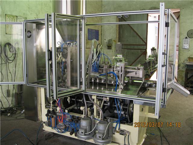 陕西化妆品灌装封尾机制造厂家 欢迎来电 上海三槐国际贸易供应