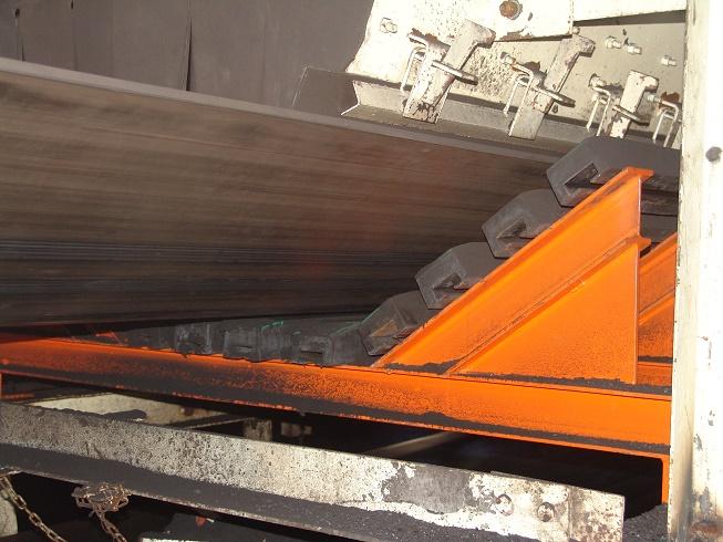 彈簧型緩沖滑槽批發廠家「上海高羅輸送裝備供應」